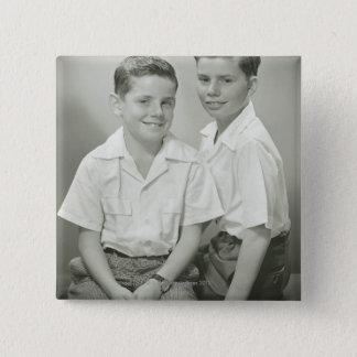 スタジオの兄弟 缶バッジ