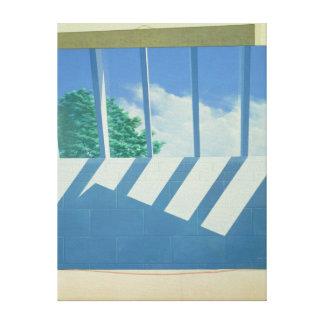 スタジオの天窓1988年 キャンバスプリント