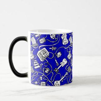 スタジオの魔法 モーフィングマグカップ