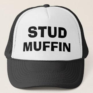 スタッドのマフィンのトラック運転手の帽子 キャップ