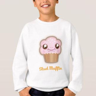 スタッドのマフィン スウェットシャツ
