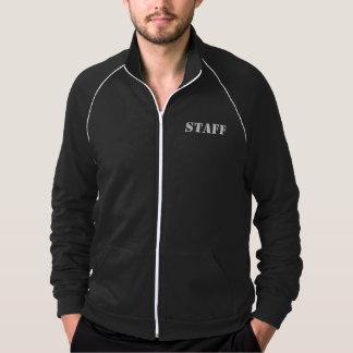 スタッフの人のジャケット ジャケット