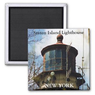 スタテン島の灯台、ニューヨークの磁石 マグネット