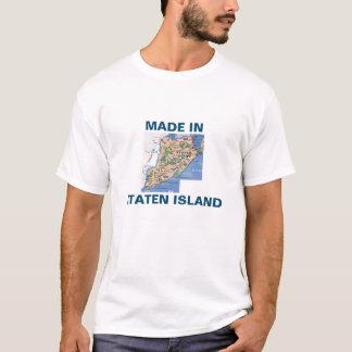 スタテン島のTシャツで作られる Tシャツ