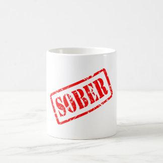 スタンプの回復コーヒーカップかマグを落ち着かせて下さい コーヒーマグカップ