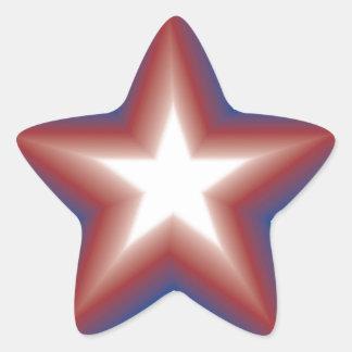スターの力 星シール