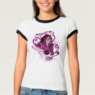 スターサファイアのグラフィック1 Tシャツ