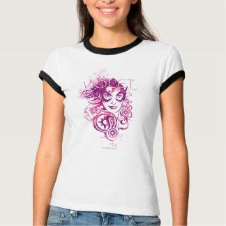 スターサファイアのグラフィック3 Tシャツ