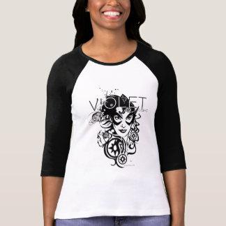 スターサファイアのグラフィック4 Tシャツ