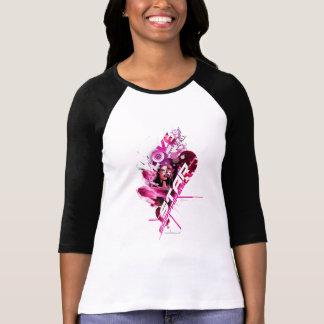 スターサファイアのグラフィック8 Tシャツ