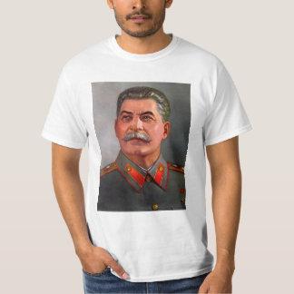 スターリンの共産主義共産主義のソビエト社会主義共和国連邦CCCP Tシャツ