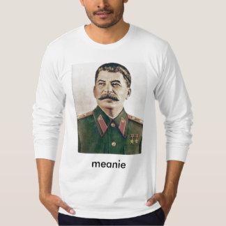 スターリンの意地悪な人 Tシャツ