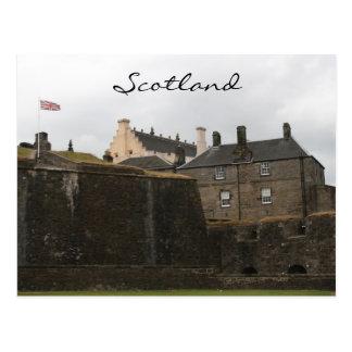 スターリングの城の終わり ポストカード