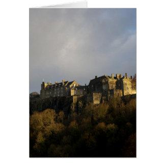 スターリングの城の11月末頃 カード