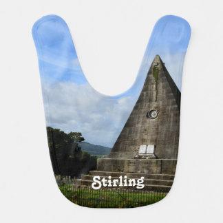 スターリングスコットランド ベビービブ
