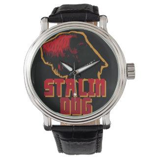 スターリン犬の腕時計 腕時計