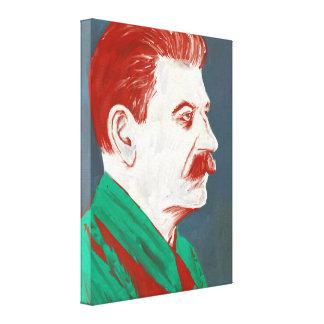 スターリン-近代美術のキャンバス18x24 ギャラリー張りキャンバス
