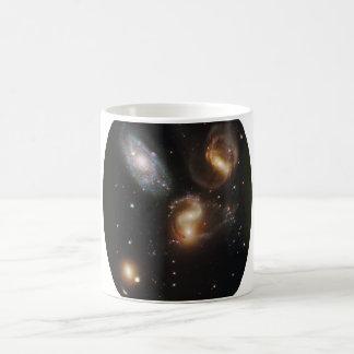 スティーブンのクインテット コーヒーマグカップ