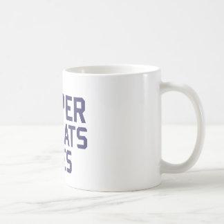 スティーブンのハープ奏者はベビーを食べます コーヒーマグカップ