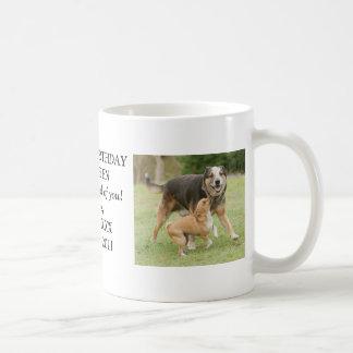 スティーブンのマグ コーヒーマグカップ