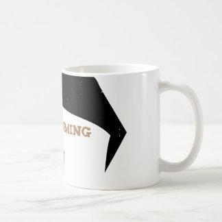 スティーブン! 腐食するJustingの来ること コーヒーマグカップ