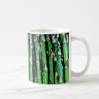 スティーブンSkillmanベニスのマグ-アスパラガス コーヒーマグカップ