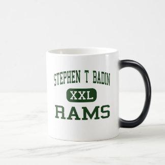 スティーブンT Badin -ラム-高ハミルトンオハイオ州 モーフィングマグカップ
