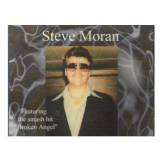スティーブMoranのスタンプ ポストカード