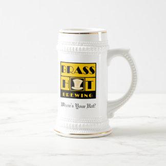 ステインを醸造する高級将校 ビールジョッキ