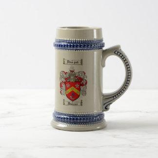 ステイン/ダンカンの家紋ダンカンの紋章付き外衣 ビールジョッキ