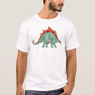 ステゴサウルスのワイシャツ Tシャツ