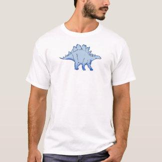 ステゴサウルスの青 Tシャツ