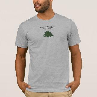 ステゴサウルスは#2です Tシャツ