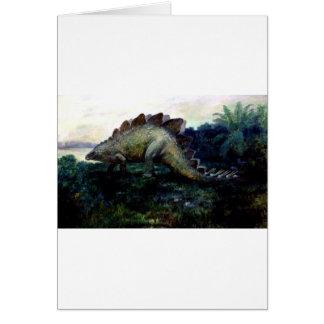 ステゴサウルス4 カード