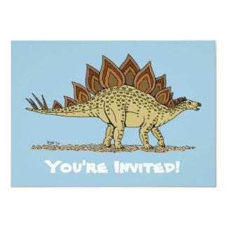ステゴサウルス カード