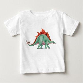 ステゴサウルス ベビーTシャツ