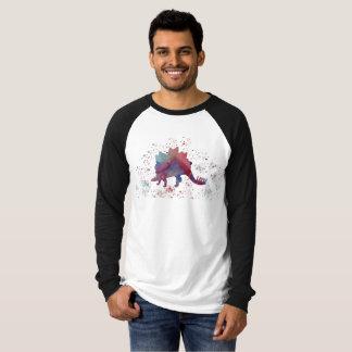 ステゴサウルス Tシャツ