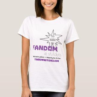 ステッチのファンで見られる Tシャツ