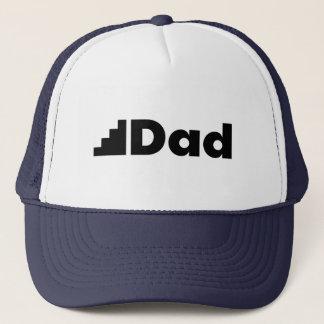 ステップパパのトラック運転手の帽子 キャップ
