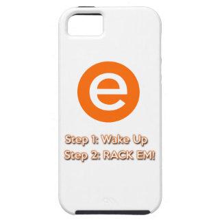 ステップ1: 、ステップ2目覚めて下さい: EMを悩まして下さい! iPhone SE/5/5s ケース