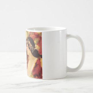 ステファンLuchian著春(2匹のムーサ) コーヒーマグカップ