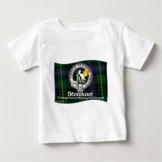 ステュワートの一族 ベビーTシャツ