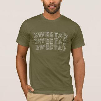 """ステンシルティー""""として""""菓子 Tシャツ"""