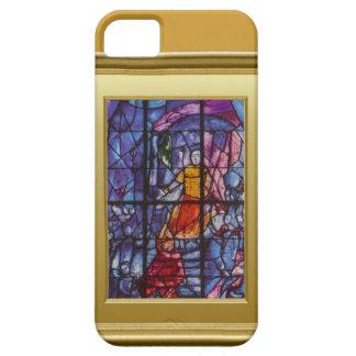 ステンドグラスのカテドラルの窓 iPhone SE/5/5s ケース