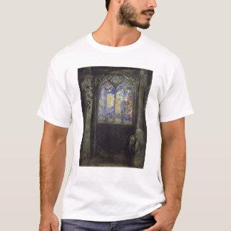 ステンドグラス窓1904年 Tシャツ