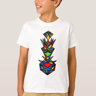 ステンドグラス Tシャツ