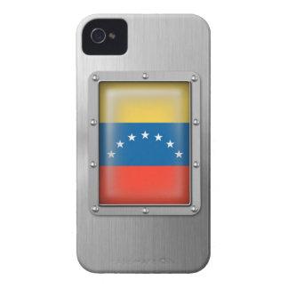 ステンレス鋼のベネズエラ Case-Mate iPhone 4 ケース