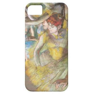 ステージのエドガー・ドガのバレエダンサー iPhone SE/5/5s ケース