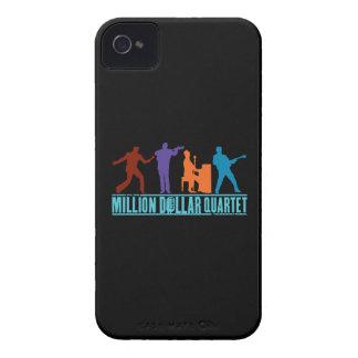 ステージの百万匹のドルの四つ組 Case-Mate iPhone 4 ケース