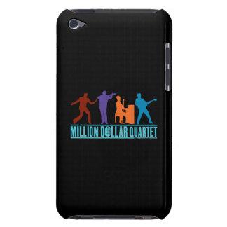 ステージの百万匹のドルの四つ組 Case-Mate iPod TOUCH ケース